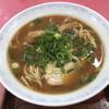 まるみ - 料理写真:ラーメン(醤油)