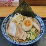 山田庵 - 料理写真:冷たい中華そば ¥650