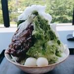 Kanoushoujuan - かき氷アップ