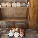 雑穀パンの店ひね - コレと山食と六穀食