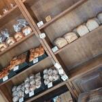 雑穀パンの店ひね - 山食オワタ