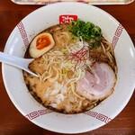 らーめん弥七 - 令和3年6月 ランチタイム 醤油ラーメン 750円