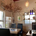 イルベッカフィーコ - お店の雰囲気