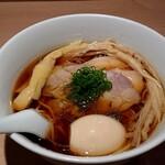 152762171 - 特製醤油らぁ麺1,000円