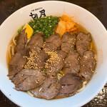 胡月 - チャーシュウ冷麺(並盛)950円