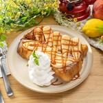 ELOISE's Cafe - キャラメルフレンチトースト