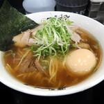 152775592 - 秋刀魚醤油 2杯目