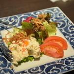 DINING Clat - サラダ