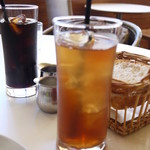 LOBROS CAFE - セットのドリンク