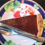 ペレニアルロックガーデン春子谷地 cafe ミルクの里 - ベリー&ベリータルト440円