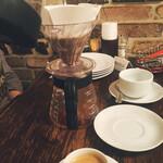 カフェ ラ・ボエム - ハンドドリップコーヒー