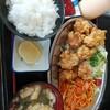 ニューフライパン - 料理写真:から揚げ定食