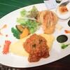 カフェダイニング ドングリ - 料理写真:団栗(どんぐり)イエローはオムライスプレート
