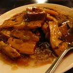 龍高飯店 - 名物豚肉の角煮