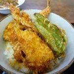 藤よし - 天丼(普)