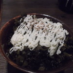 15280333 - 高菜マヨ丼です。