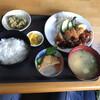 割烹・いまむら - 料理写真:本日の日替り「チキンカツ定食」(^-^) すごくボリュームあります。