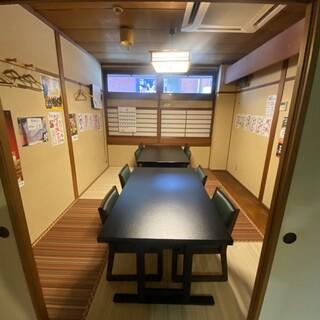 【リニューアル】個室空間でゆったりご宴会!