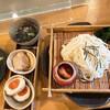 3738 - 料理写真:ざるつけ麺セット