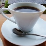 ナチュラルフードカフェグリーンハート - コーヒー