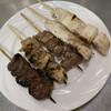 ハマケイ - 料理写真:焼鳥5本セット