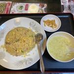 中国料理 金満園 - 料理写真:五目チャーハンセット