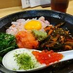 152814100 - 魚屋丼 810円 税込