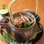 和食割烹 銀座 ます田 - 松茸コースイメージ
