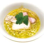 鶏そば  ムタヒロ - 料理写真:塩鶏そば