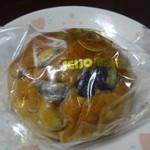 成城ベーカリー - 丹波の黒豆パン
