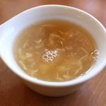 ビッグボーイ - 玉子スープ