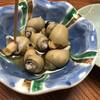 割烹 魚仙 - 料理写真:付き出しのバイ貝