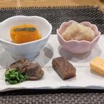 ぼちぼち - 料理写真:おばんざい5種盛り