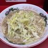 Ramenjirou - 料理写真:小、ヤサイ、ニンニクマシ