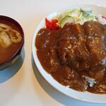 キャリコ - カツカレー(並盛)
