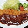 Gurirukuishimbou - 料理写真:とんかつ定食