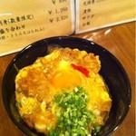 地鶏炭火焼天祥 - 天祥丼