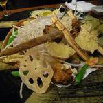 美食米門 - 【揚物】秋七宝吹き寄せ盛り合せ