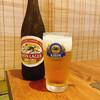 花いち - ドリンク写真:瓶ビール