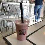 2D Cafe - イチゴ生ジュース