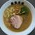 喜多方屋 - 料理写真:こってりらーめん/アップ
