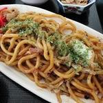 たんぽぽ - 川越名物・太麺やきそば(単品メニューもあります)