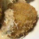 ちかさんの手料理 - ホタテフライ