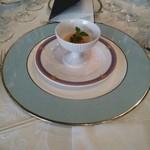 スマイリーネプチューン - 2012.10.13 雲丹と焼き茄子の和風ゼリー
