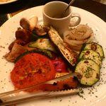 エル・シッド - 温野菜サラダ