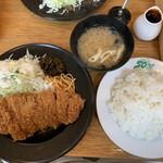 洋食50BAN - Aランチ