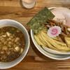 ちかみちらーめん - 料理写真:味噌つけ麺 940円のダブル(麺2倍 )+200円(2021年6月)
