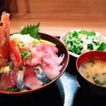 初代築地 魚義 - 魚義丼 ~うおよしどん~