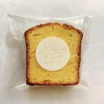 ヒロミ&コ スイーツ&コーヒー - レモンのパウンドケーキ