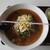 山好 - 料理写真:味噌ラーメン720円 丼の直径24cm